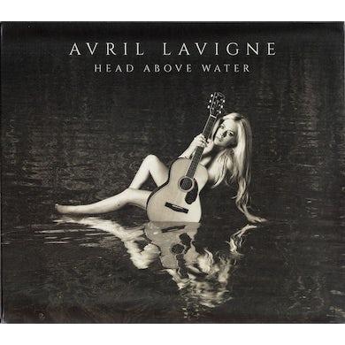 Avril Lavigne HEAD ABOVE WATER CD