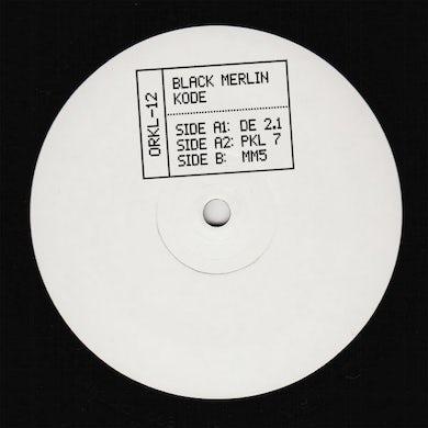 Black Merlin KODE Vinyl Record