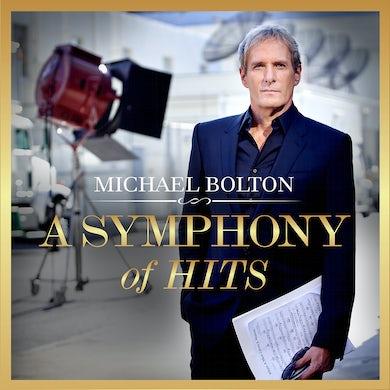 Michael Bolton SYMPHONY OF HITS CD