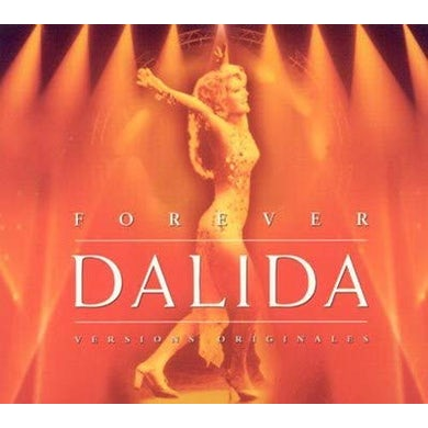 FOREVER DALIDA (VERSIONS ORIGINALES) CD