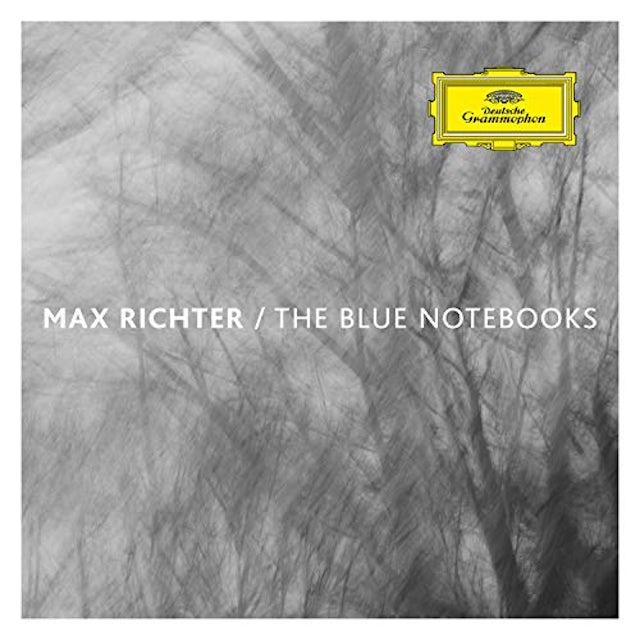 Max Richter BLUE NOTEBOOKS CD