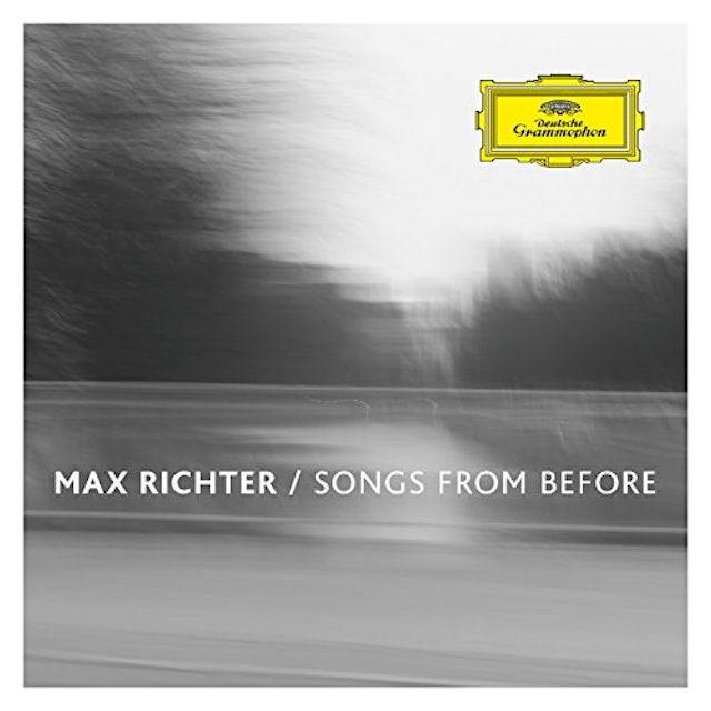 Max Richter SONGS FROM BEFORE CD