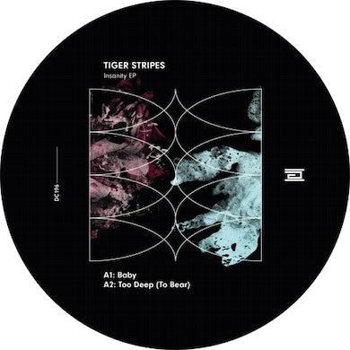 Tiger Stripes INSANITY EP Vinyl Record