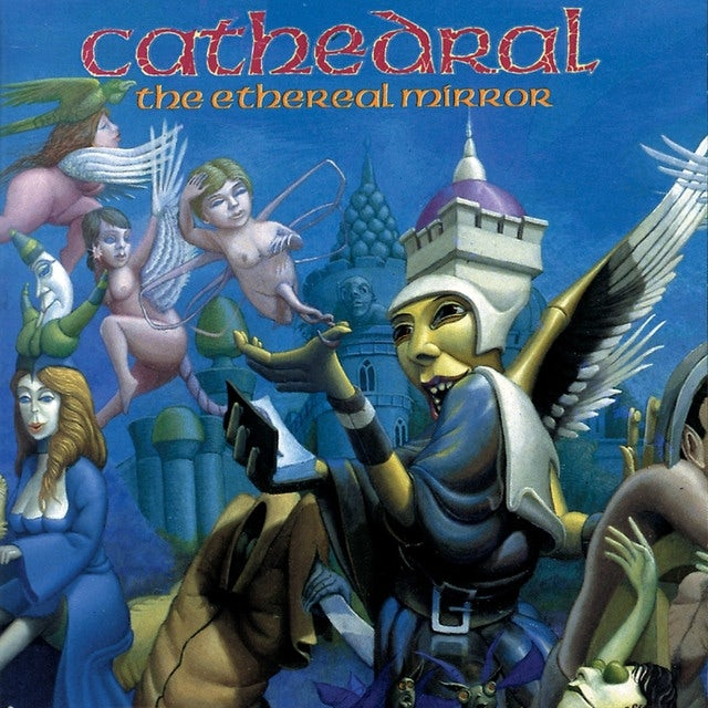 Cathedral ETHEREAL MIRROR Vinyl Record