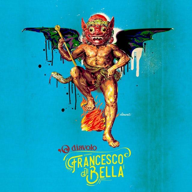 Francesco Di Bella O DIAVOLO Vinyl Record