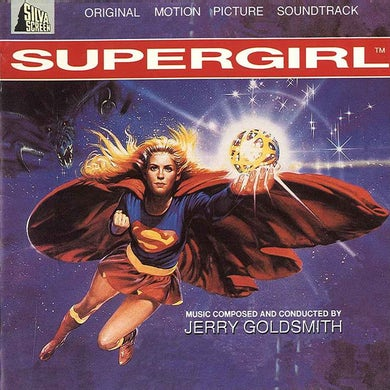 Jerry Goldsmith SUPERGIRL / Original Soundtrack CD