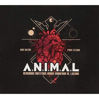 A.N.I.M.A.L. UNA RAZON PARA SEGUIR CD