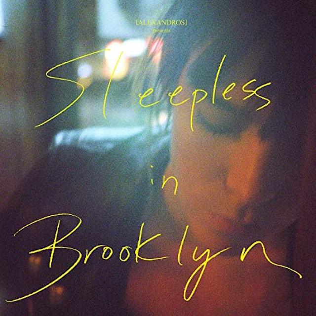 Alexandros SLEEPLESS IN BROOKLYN CD