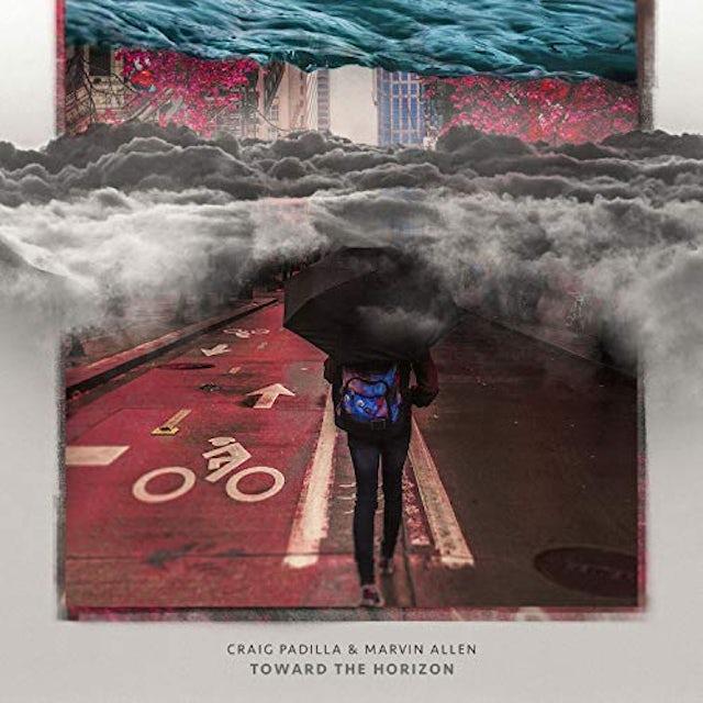 Craig Padilla TOWARD THE HORIZON CD