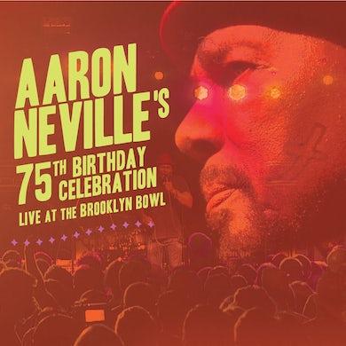 AARON NEVILLE: 75TH BIRTHDAY CELEBRATION LIVE AT Blu-ray