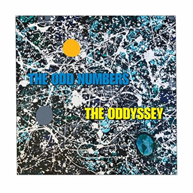 Odd Numbers THE ODDYSSEY Vinyl Record