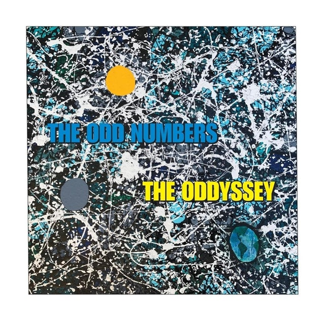 Odd Numbers THE ODDYSSEY CD
