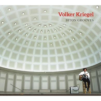 BITON GROOVES CD