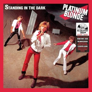 Platinum Blonde STANDING IN THE DARK Vinyl Record