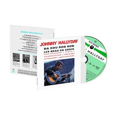 Johnny Hallyday DA DOU RON RON CD