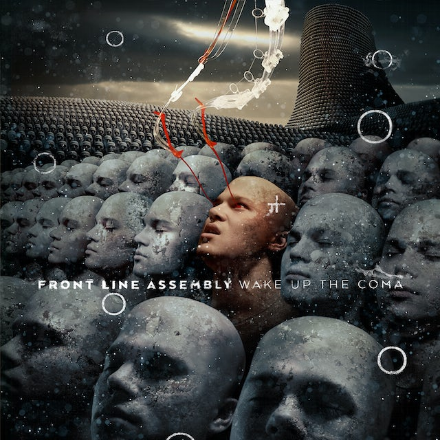 Front Line Assembly WAKE UP THE COMA CD