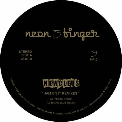 JAM ON IT REMIXES Vinyl Record