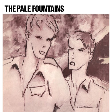 Pale Fountains THERE'S ALWAYS SOMETHING ON MY MIND / JUST A GIRL Vinyl Record