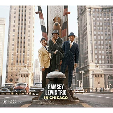Ramsey Lewis IN CHICAGO / STRETCHING OUT CD