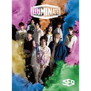 SF9 ILLUMINATE: A VERSION CD