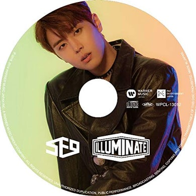SF9 ILLUMINATE: JAE YOON VERSION CD