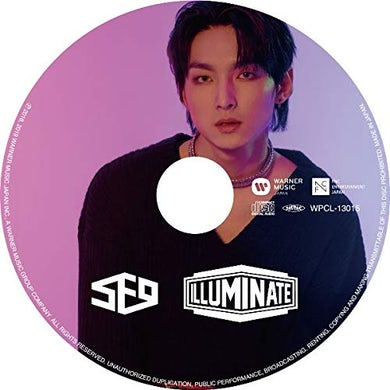 SF9 ILLUMINATE: ZU HO VERSION CD