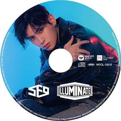 ILLUMINATE: TAE YANG VERSION CD