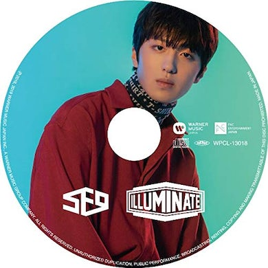 SF9 ILLUMINATE: CHA NI VERSION CD