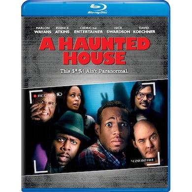HAUNTED HOUSE Blu-ray