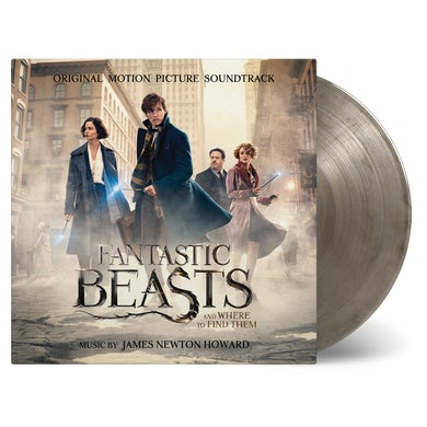 James Newton Howard FANTASTIC BEASTS & WHERE TO FIND THEM Vinyl Record