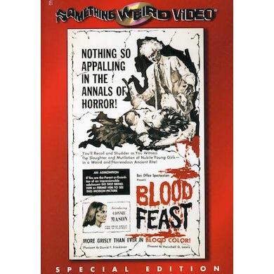 BLOOD FEAST DVD