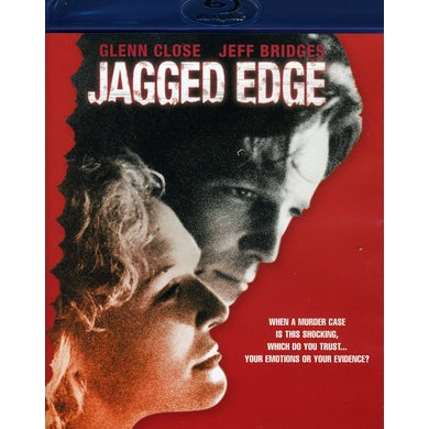 JAGGED EDGE Blu-ray