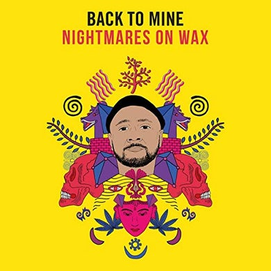 BACK TO MINE - NIGHTMARES ON WAX / VARIOUS CD