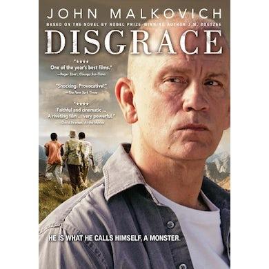 DISGRACE DVD