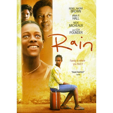 RAIN (2008) DVD