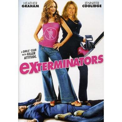 EXTERMINATORS DVD