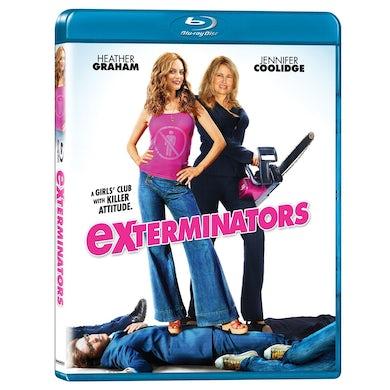 EXTERMINATORS Blu-ray