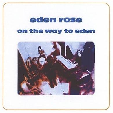 Eden Rose ON THE WAY TO EDEN CD