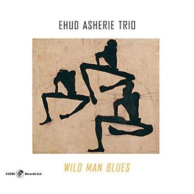 Ehud Asherie WILD MAN BLUES CD