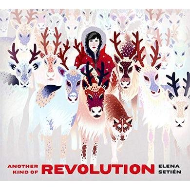 Elena Setien ANOTHER KIND OF REVOLUTION CD