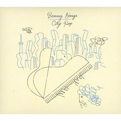 Benny Sings CITY POP CD