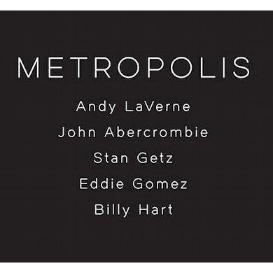 Andy LaVerne Metropolis CD