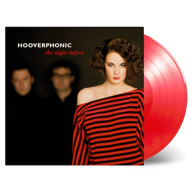 Hooverphonic THE NIGHT BEFORE Vinyl Record