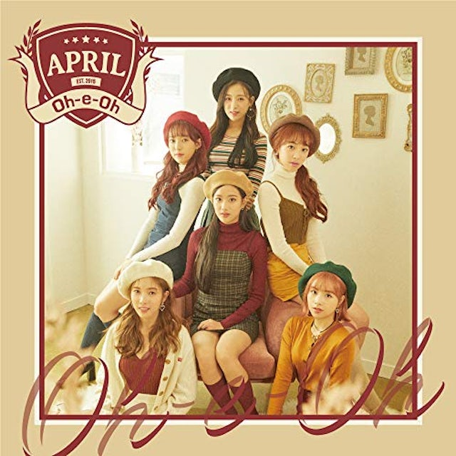 April OH-E-OH CD