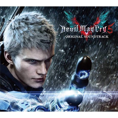 Game Music DEVIL MAY CRY 5 / Original Soundtrack CD