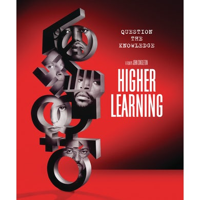 HIGHER LEARNING Blu-ray