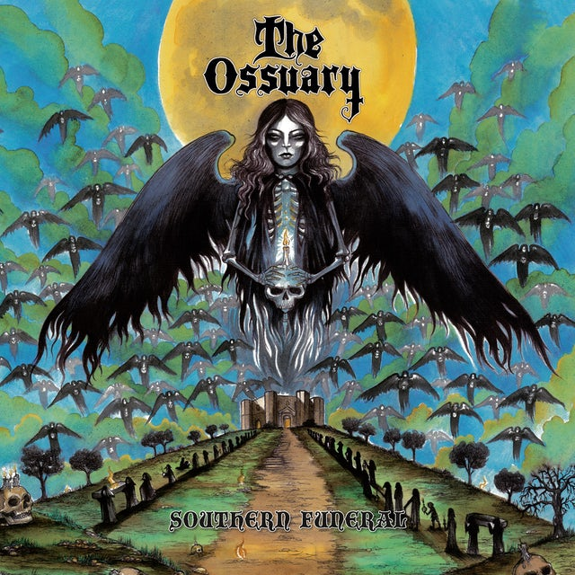 Ossuary SOUTHERN FUNERAL Vinyl Record
