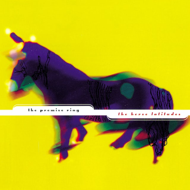 Promise Ring HORSE LATITUDES Vinyl Record