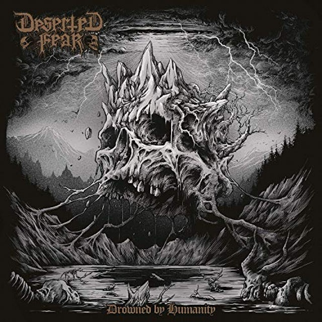 Deserted Fear DROWNED BY HUMANITY CD