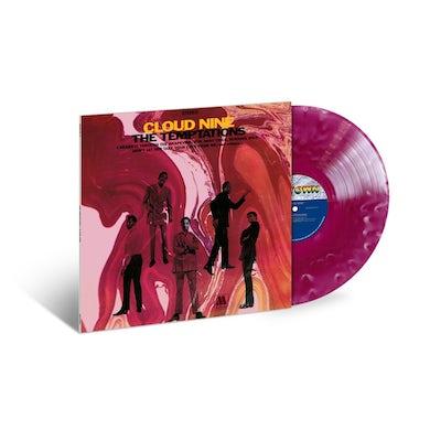 The Temptations CLOUD NINE Vinyl Record